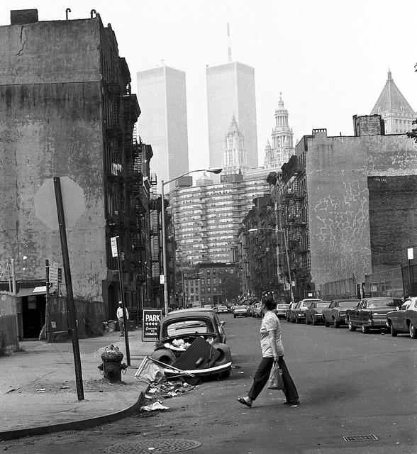 Summer in NYC, 1981 (Benjamin Werner)