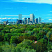 018 - Denver Skyline by denversports