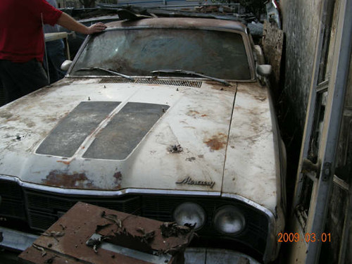 Barn find muscle car projects for sale autos post for Motor city barn finds