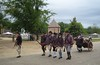 ColonialWilliamsburg- CostumedMilitia
