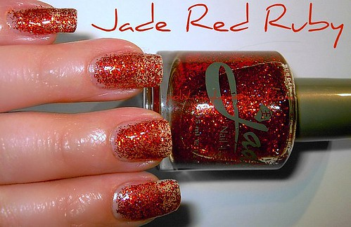 Jade Red Ruby
