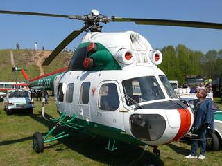 Polizei-Hubschrauber: Mil Mi-2S