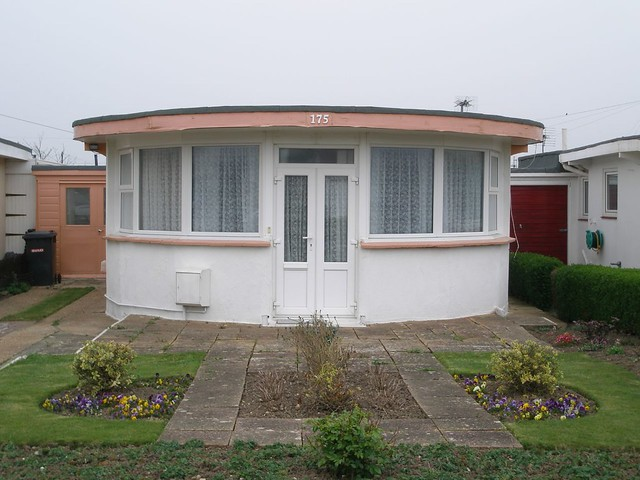 "An ""oyster"" bungalow, Beachlands"
