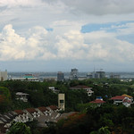 Cebu City viewed from the Taoist Temple