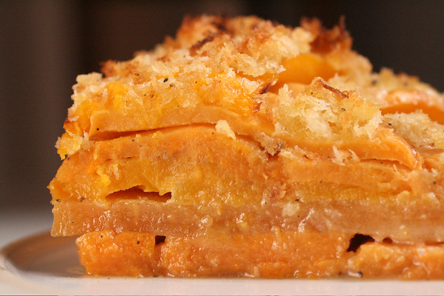 Root-Vegetable Gratin | Flickr - Photo Sharing!