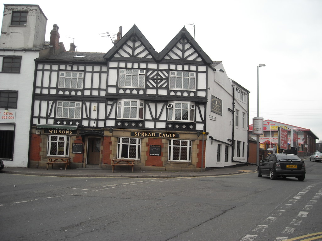 Spread Eagle Pub And Restaurant Zdouthwrl