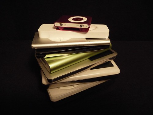 iPod Stack
