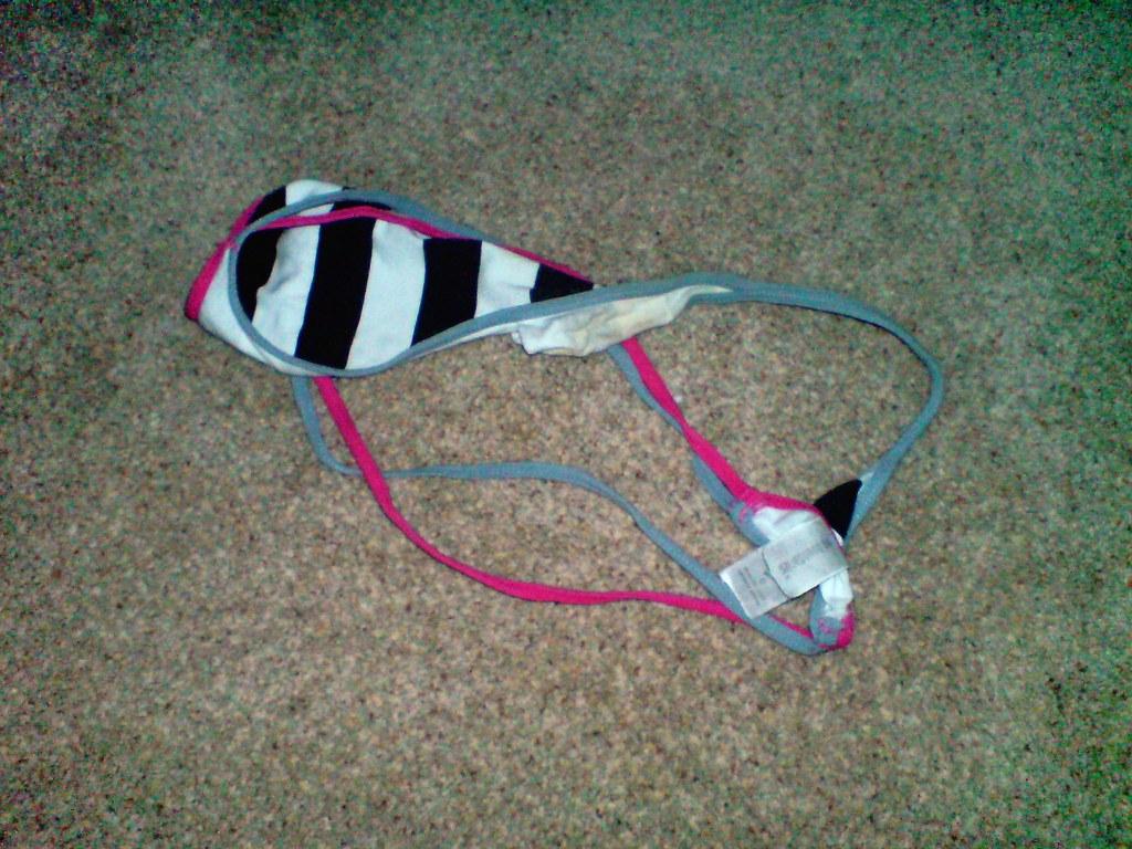Used soiled pantie