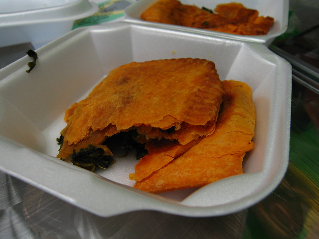 Jamaican vegetable patties | Flickr - Photo Sharing!