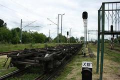 Comboio Przemysl, Polónia