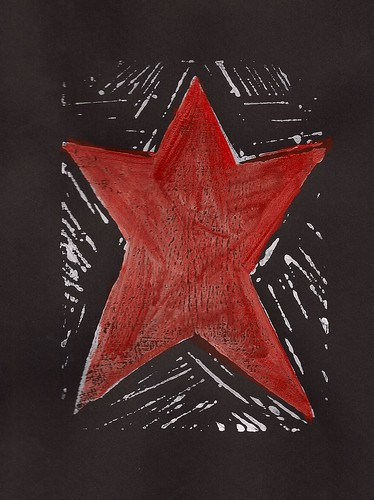 red star 2009 by bridgetDginley