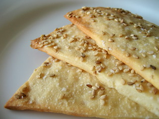 lavash crackers | by Stacy Spensley