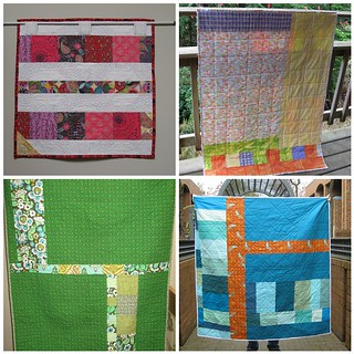 Quilt Backs Mosaic