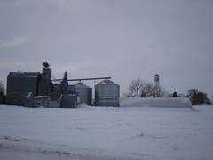View of Hazelton