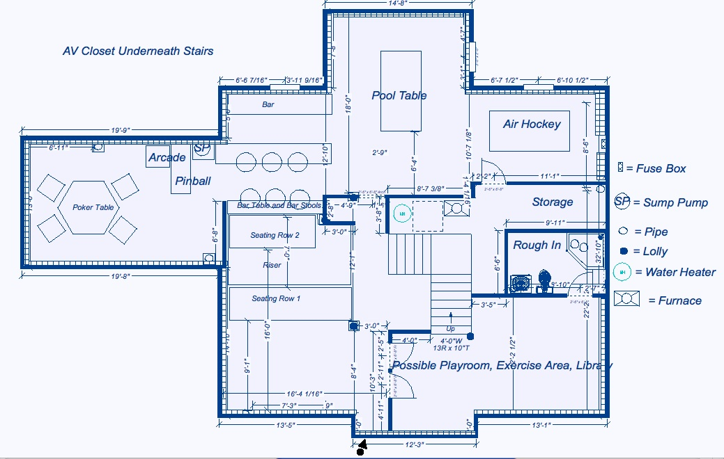 Home plans with hidden rooms simple home decoration for Floor plans hidden rooms