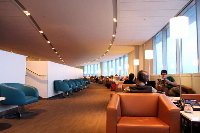 Air Canada Maple Leaf Lounge Toronto Airport Flickr