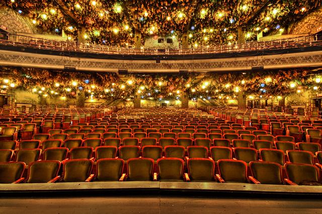 Wintergarden Theater Toronto Ontario Canada