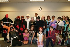 Anime Club Cosplay Oct. 2008