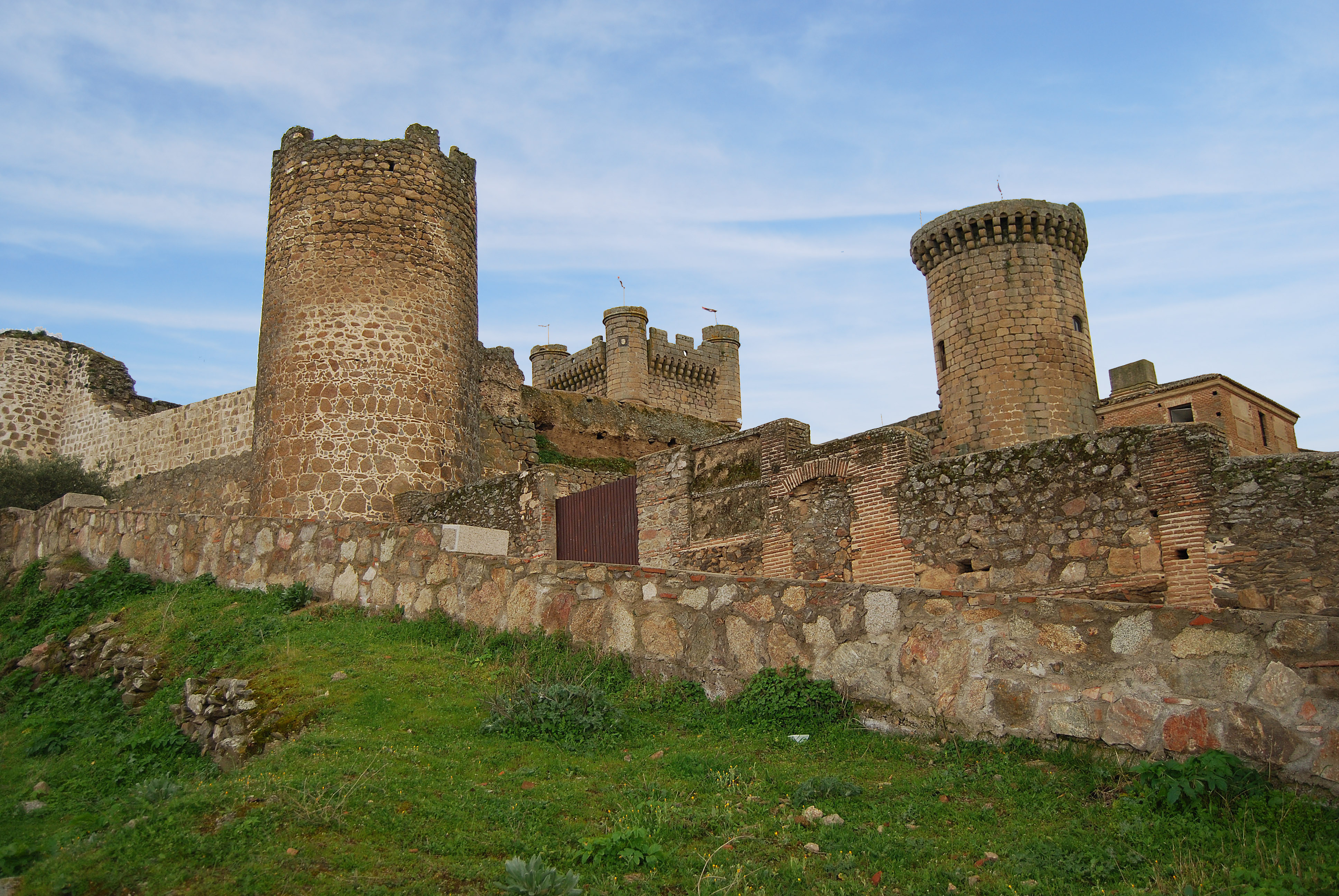 Oropesa Spain  city photos gallery : Castillo de Oropesa Toledo España | Castillo de Oropesa: f ...