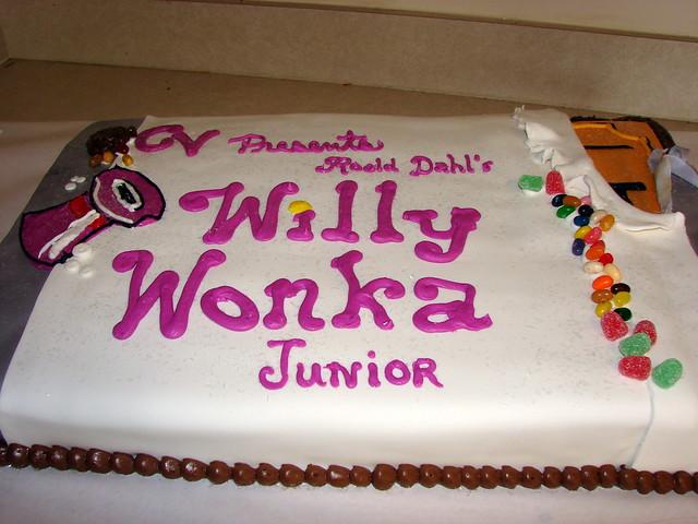 Wonka Bar Cake Recipe