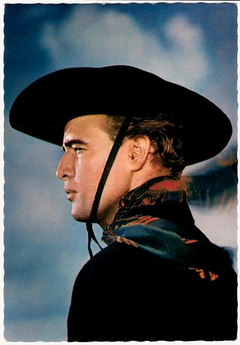 Marlon Brando in One-Eyed Jacks (1961)