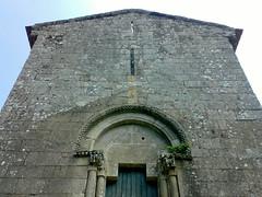 iglesia de Sanfins de Friestas