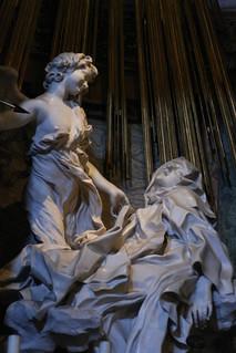 האסטזה של תרזה הקדושה-ברניני