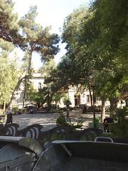 Park in Tbilisi Georgia