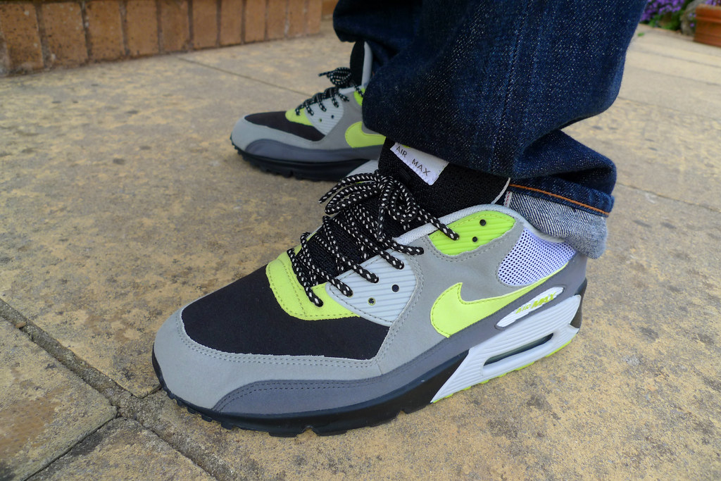 online store 6b571 18a5c ... Nike Air Max 90 x Size Dave White (309299 014) (