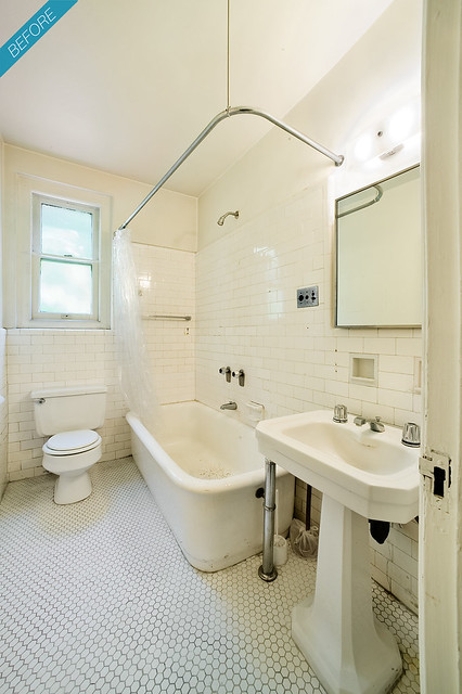 New York City Prewar Apartment Bathroom Before Flickr Photo Sharing