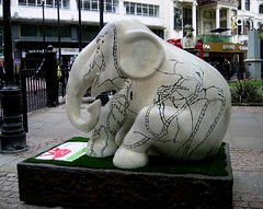 London elephants