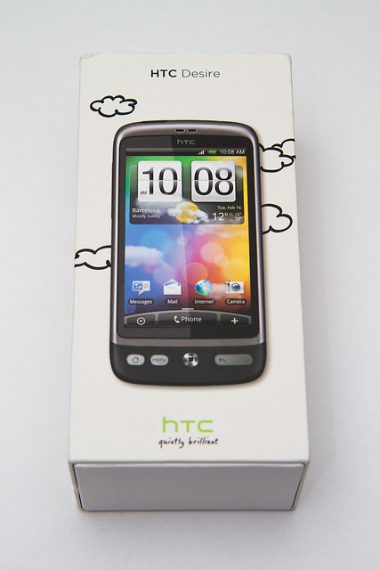 HTC Desire A8181 http://www.flickr.com/photos/snapshotaesthetic/4587386621/