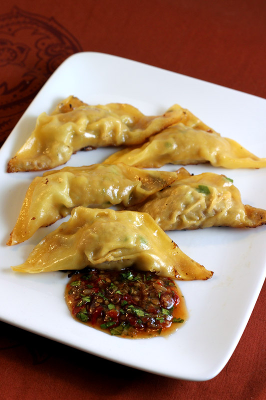 Chicken Pot Stickers | Recipe Here | By: Back to the ...