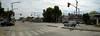 Cruce entre Av. de la Travesía con Velez Sarsfield y M.Del Plata