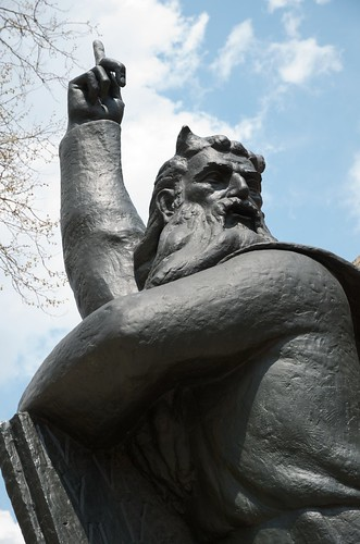 Moses (1962) by Joseph Turkaly | photo: TimWilson cc: flickr