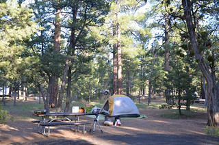 Grand Canyon Mather Campground SR 6021 RV Internet