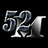 the 52MONOCHROME group icon