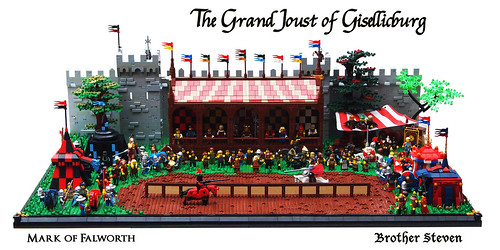 The Grand Joust of Gisellicburg by Mark of Falworth