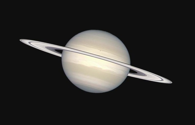 Photo:Saturn By:Hubble Heritage