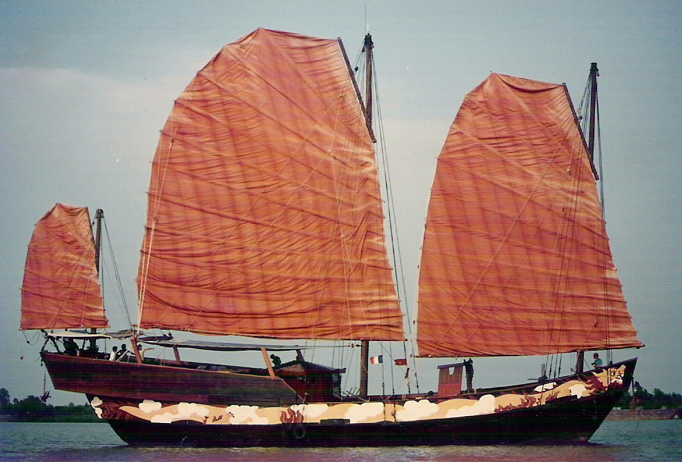 junk ship saigon river junk boat a photo on flickriver