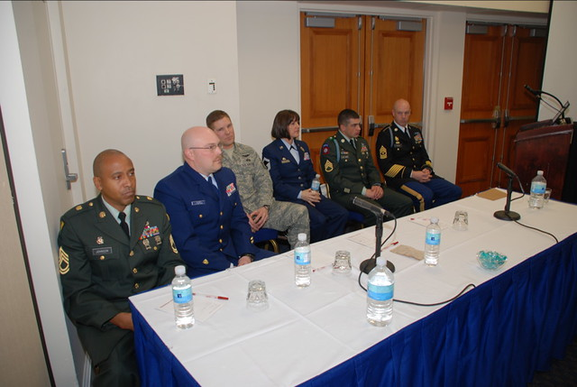 Leadership, an Enlisted Perspective - 2009 Mid-Winter Conference