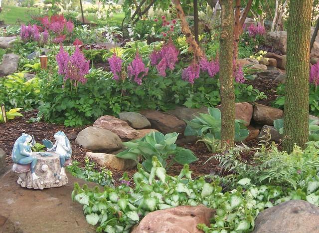 Shade Garden Ideas Pictures Photograph 1001708 Shade Gard