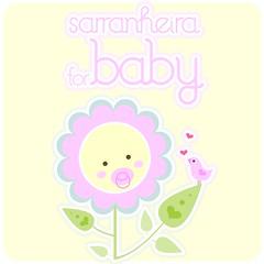 Logo oficial Sarranheiraforbaby