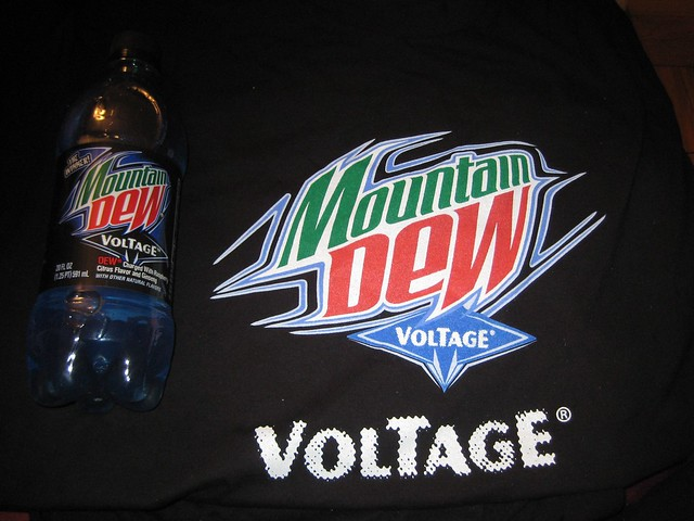 Mountain Dew Voltage Is The Best Drink Ever Family Guy