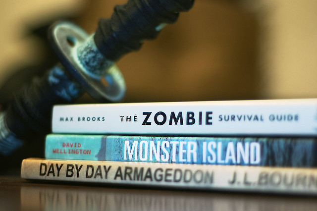 Zombies!!! (2009 Books)