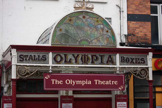 Dame Street  The Olympia Theatre  Flickr  Photo Sharing