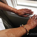 Navjot tops hands after shots