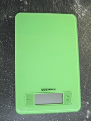 soehnle digital kitchen scale