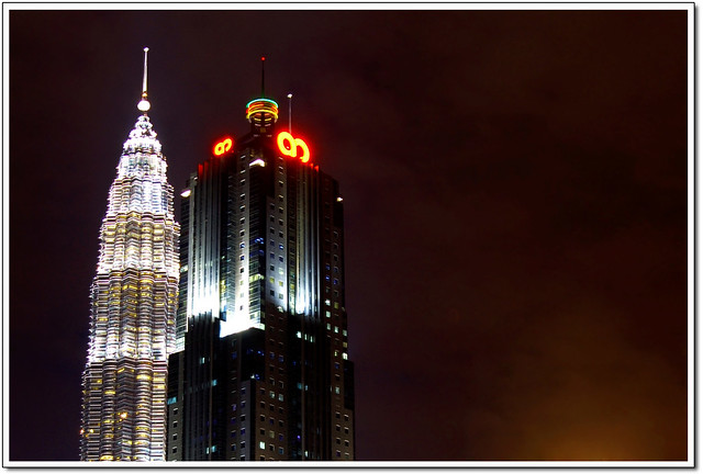 AmBank versus the Towers | Flickr - Photo Sharing!