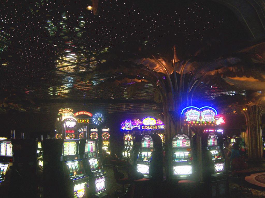 Slots at Harrah's New Orleans CAsino